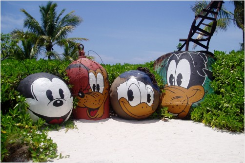 Disney Cruise Castaway Cay 01